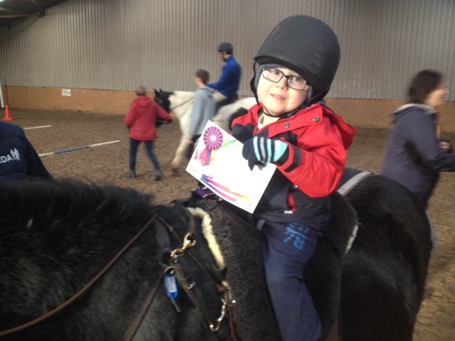 Post image for Great achievement for one of our newest riders!
