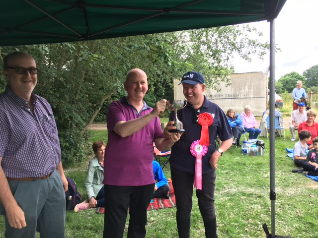 Post image for Another fun and highly successful Warwickshire Fun Day for Stratford Group