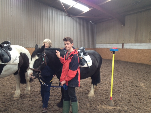 Post image for Toby gains Young Equestrian Leaders Award